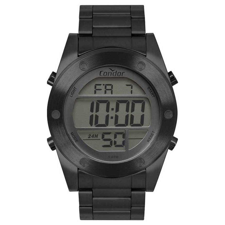 Relógio Condor Masculino Digital Grafite COBJ3463AE/4C
