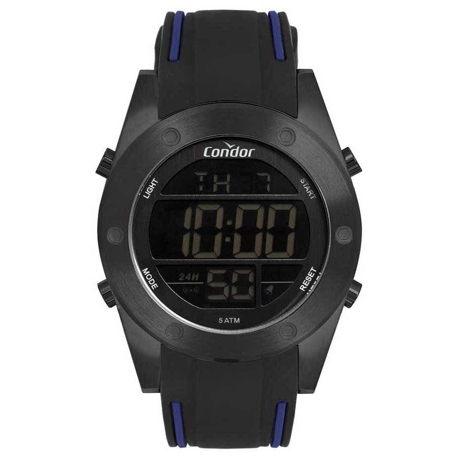 Relógio Condor Masculino Digital Preto COBJ3463AG/2P