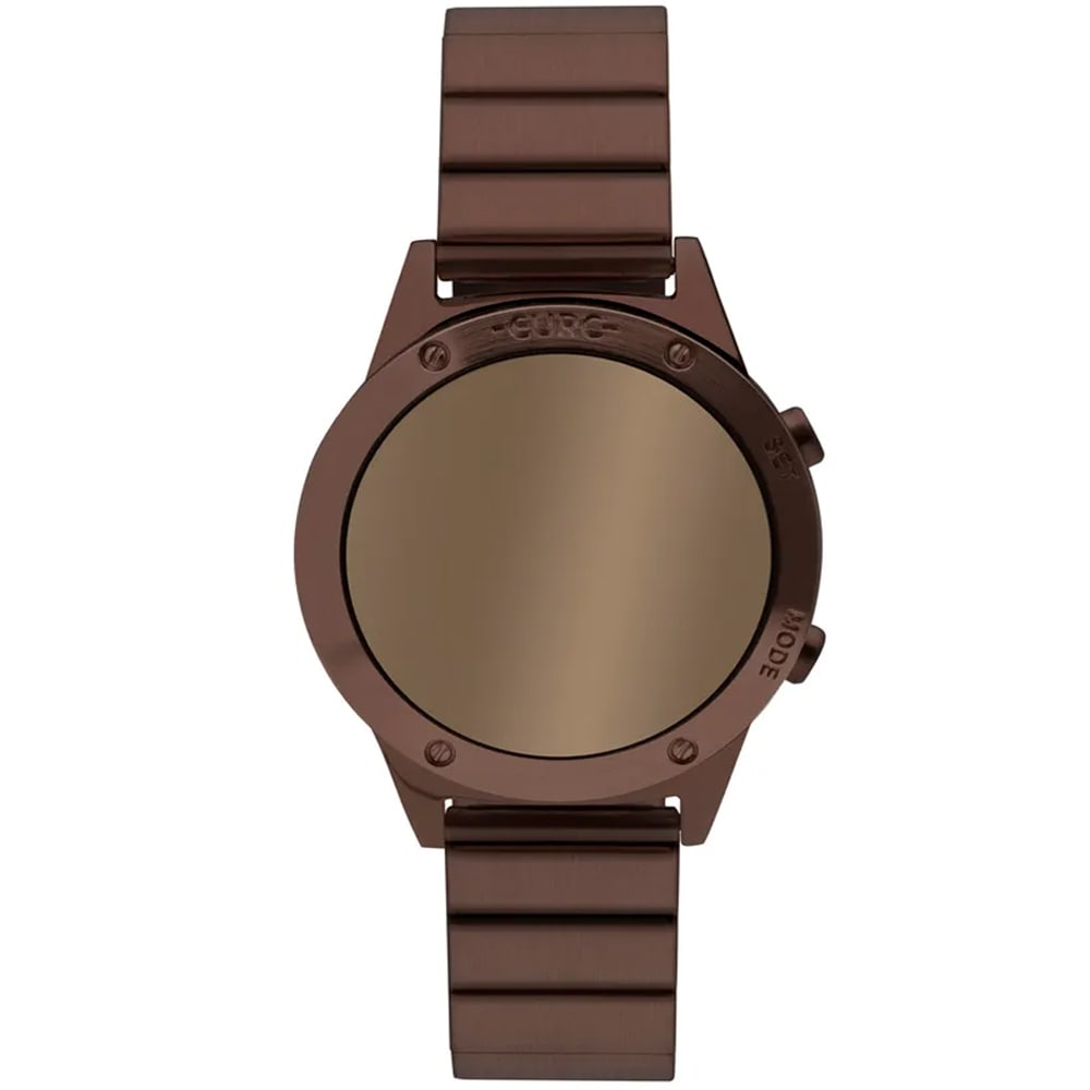 Relógio Euro Feminino Fashion Fit Reflexos Marrom EUJHS31BAE/4M