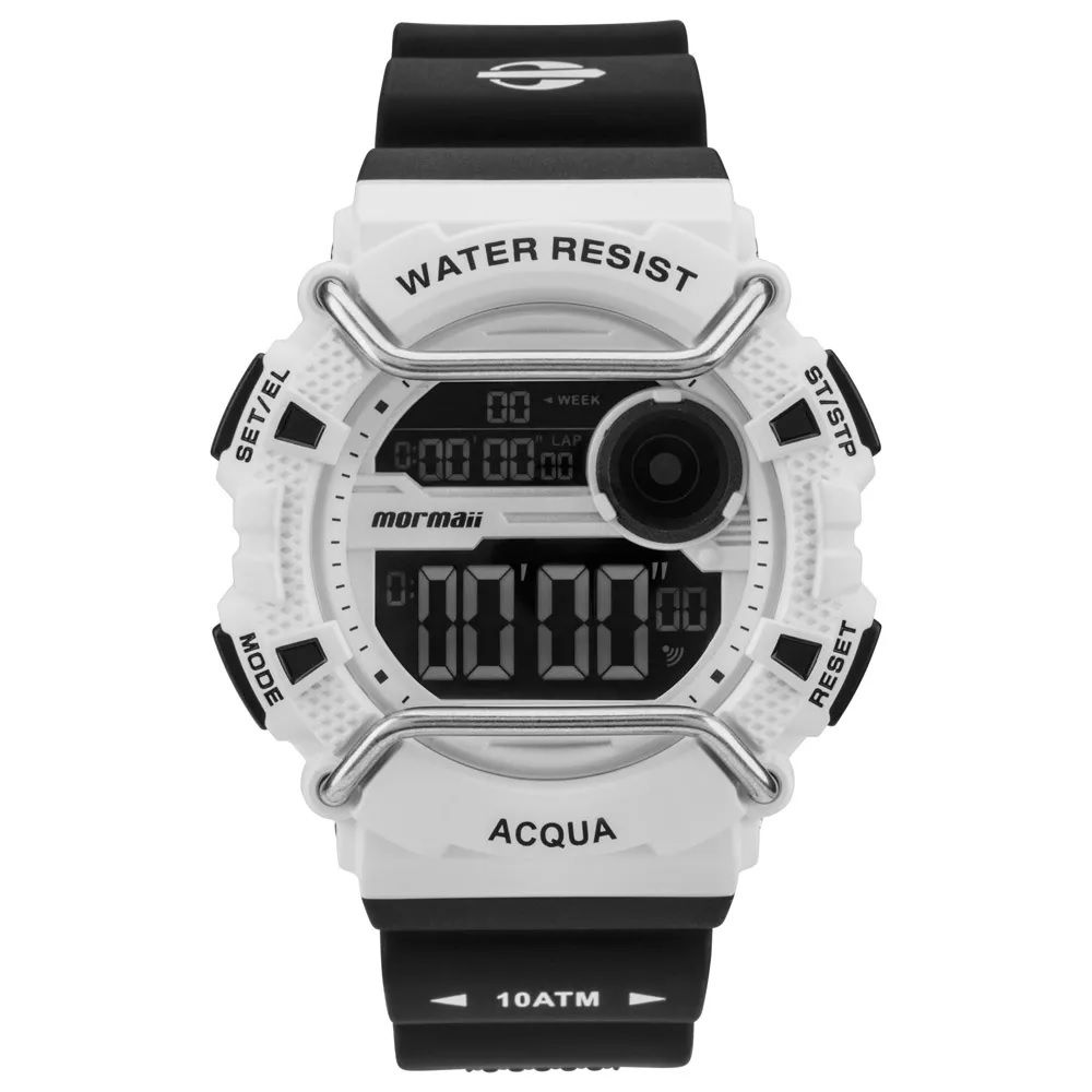 Relógio Mormaii Masculino Acqua Pro Action MONXB/8B