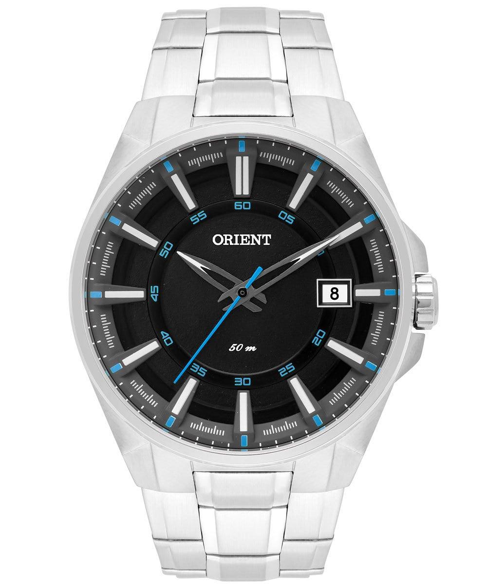 Relógio Orient Masculino Prateado Sport MBSS1313 PASX