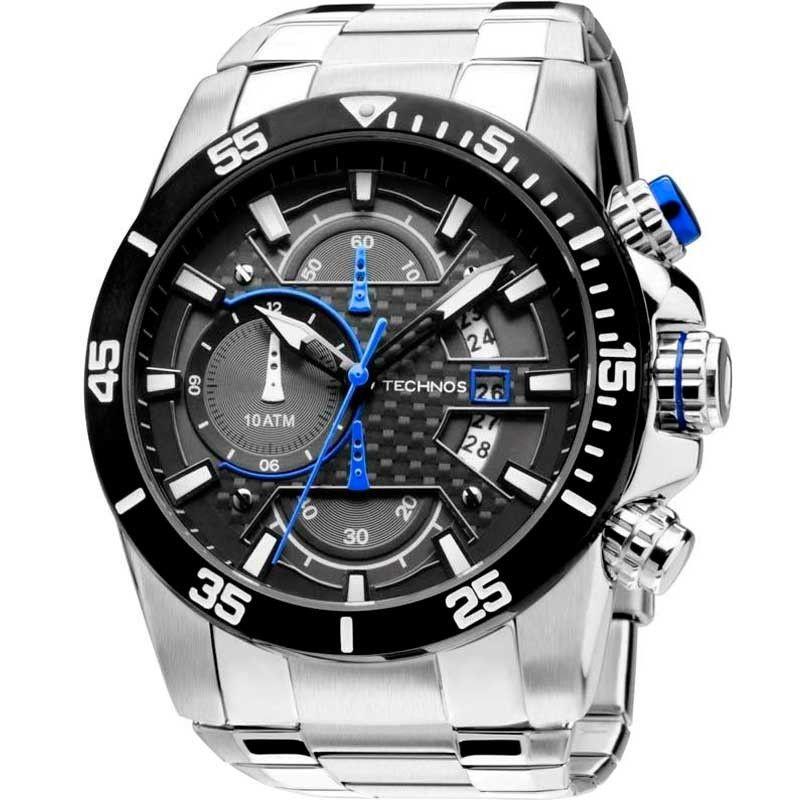 Relógio Technos Masculino Casual TS Carbon OS10ER/1A