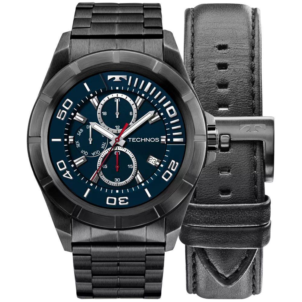 Relógio Technos Masculino Connect Skytech SRAC/4P