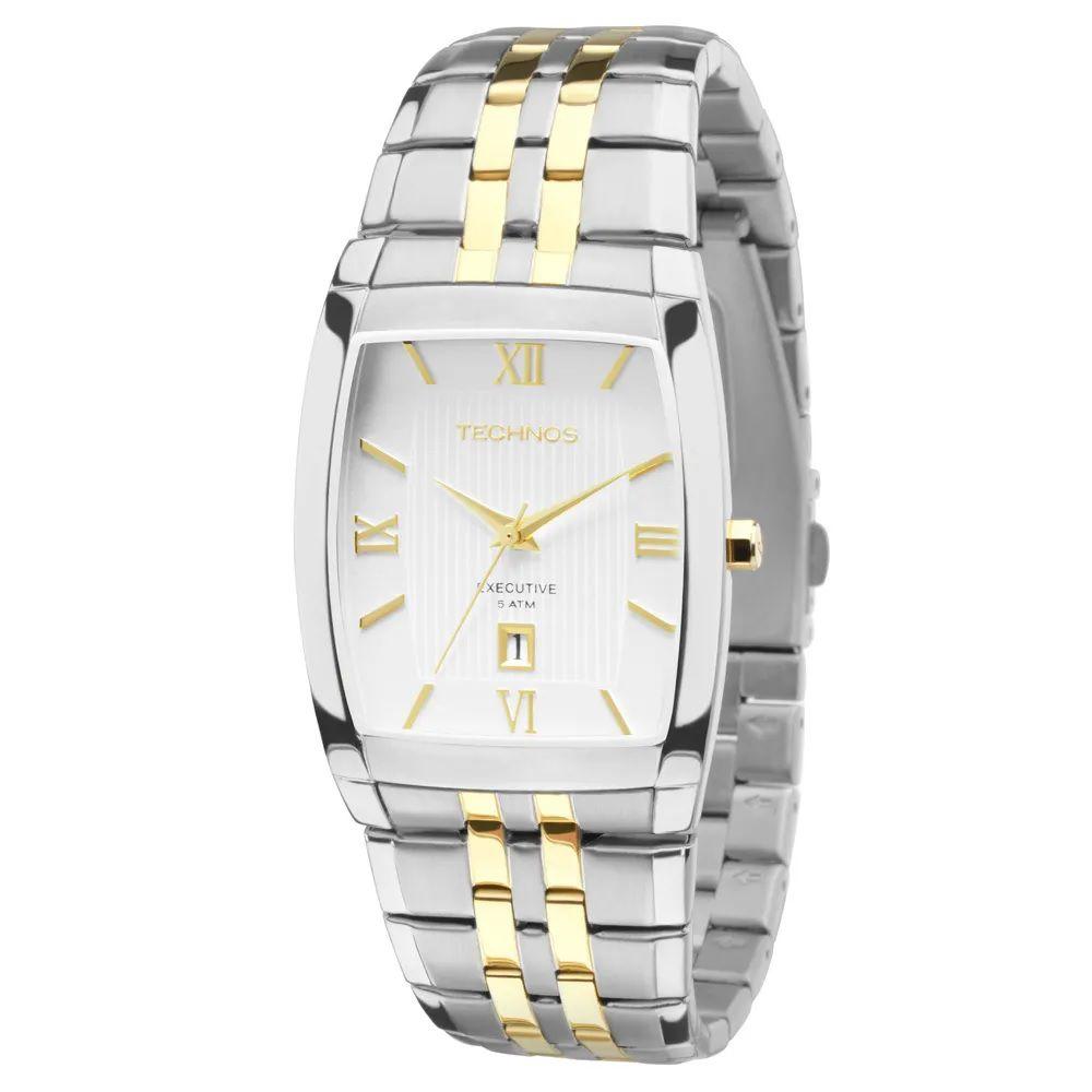 Relógio Technos Masculino Executive Misto 1N12MQ/5B