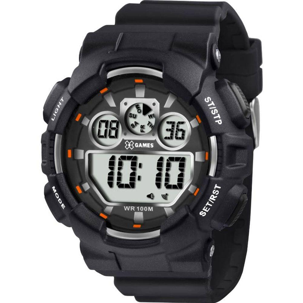 Relógio X Games Masculino Digital Xtyle Preto XMPPD345 BXPX