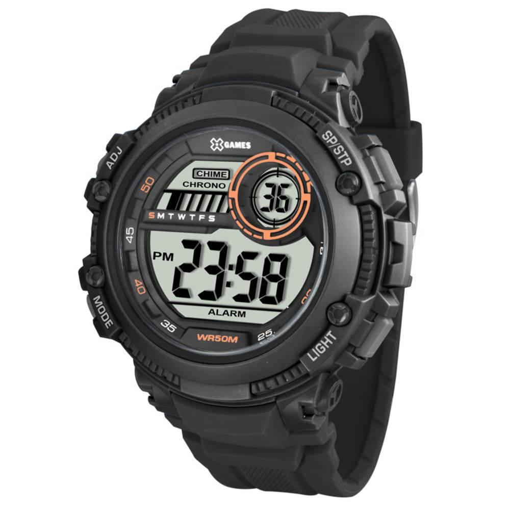 Relógio X Games Masculino Digital Xtyle Preto XMPPD520 BXPX