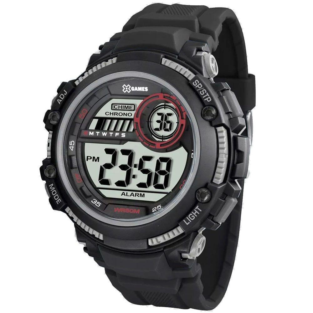Relógio X Games Masculino Digital Xtyle Vermelho XMPPD519 BXPX