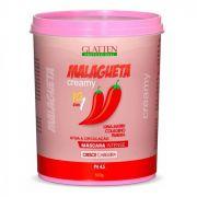Glatten Malagueta Cream Máscara 10 em 1 - 500g