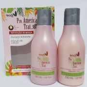 Kit American Trat Leads Care Shampoo e Máscara