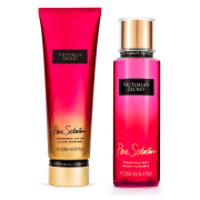 Kit Victoria's Secret Pure Seduction Creme Hidratante 236ml + Body Splash 250ml