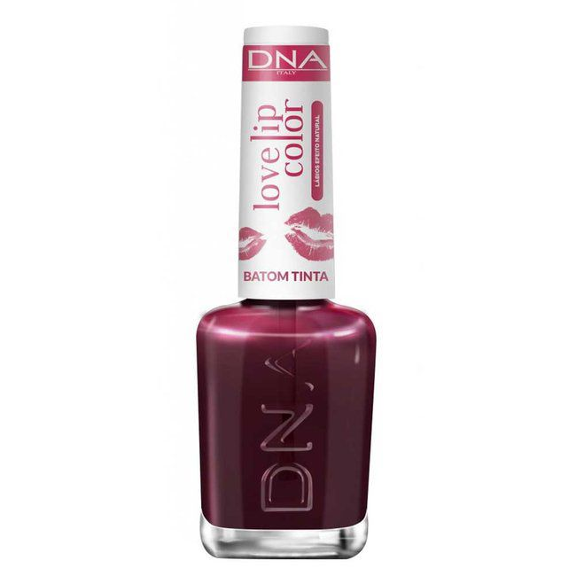 Batom Tinta Dna Italy Love Lip Color 10 Ml Cherry