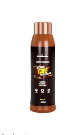 Bomba de Café Glatten Professional Condicionador 300ML