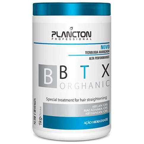 Btx Orghanic Redutor De Volume - Plancton - 1k