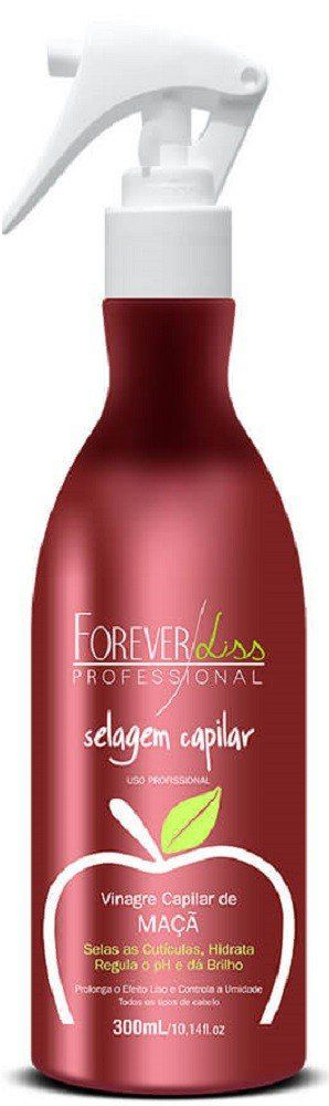 Forever Liss Vinagre de Maçã - Spray Selagem Capilar - 300ml