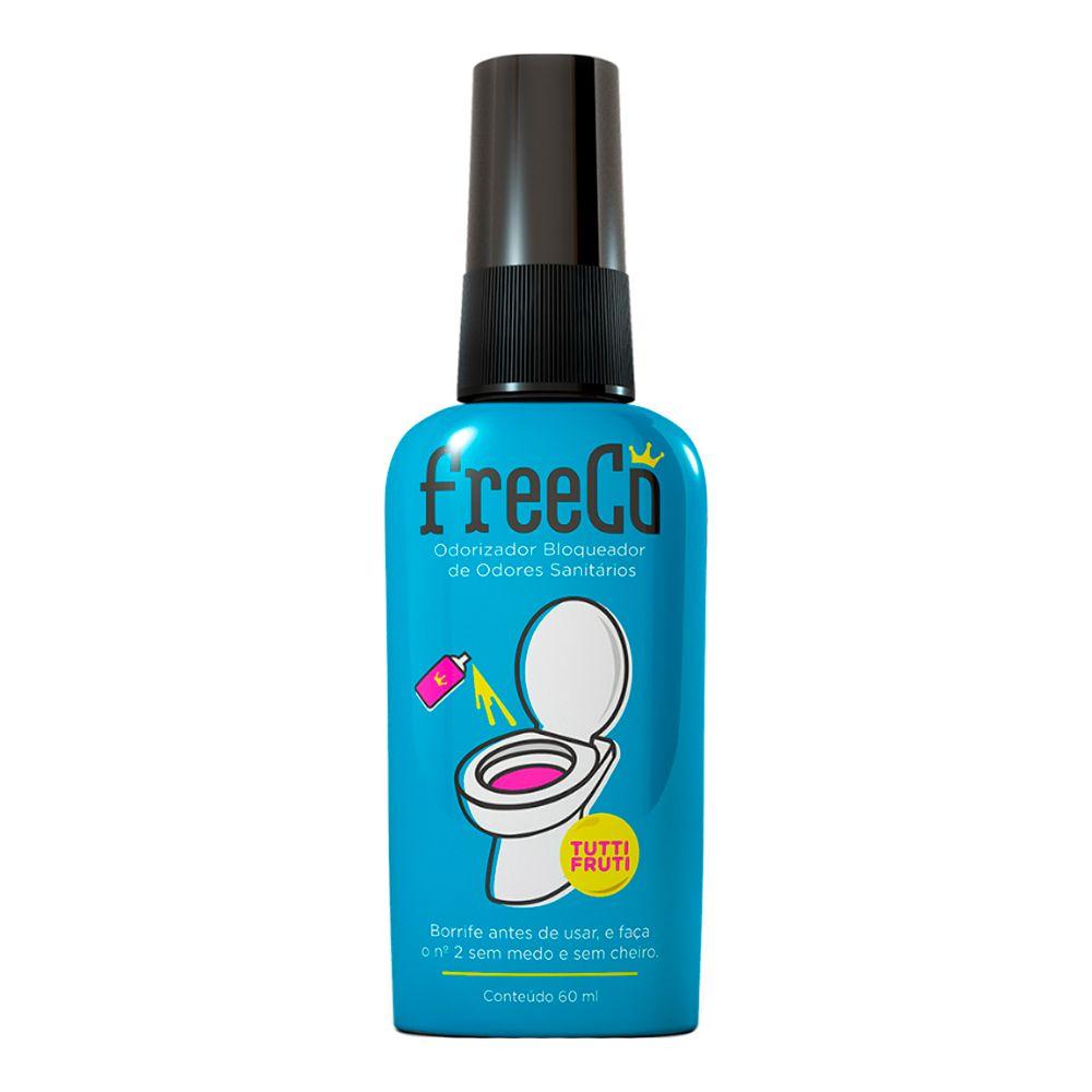 Freecô Bloqueador Odores Sanitários Nº 2 Sem Medo