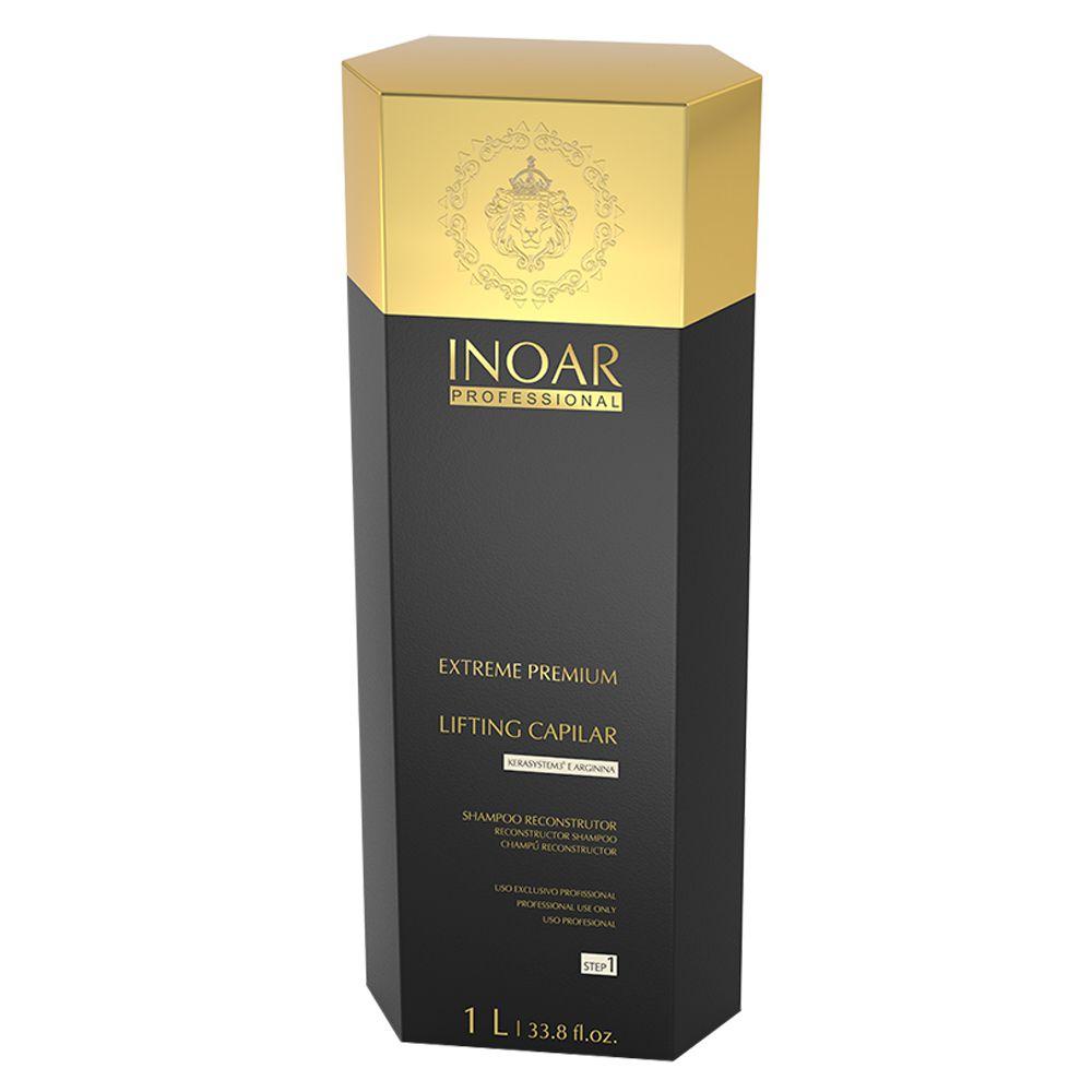 Inoar Lifting Capilar Extreme Premium - Shampoo Reconstrutor - 1L