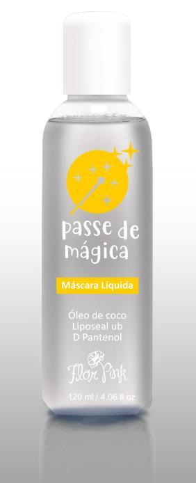 Máscara Líquida Passe de Magica 120ml