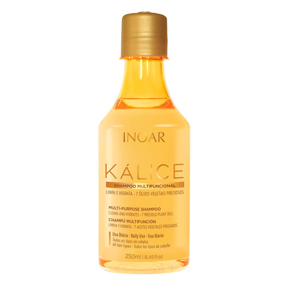 Shampoo Kálice Inoar Multifuncional 250ml