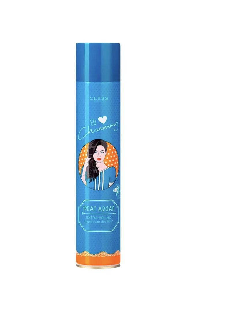 Spray de Brilho Charming Argan 300ml