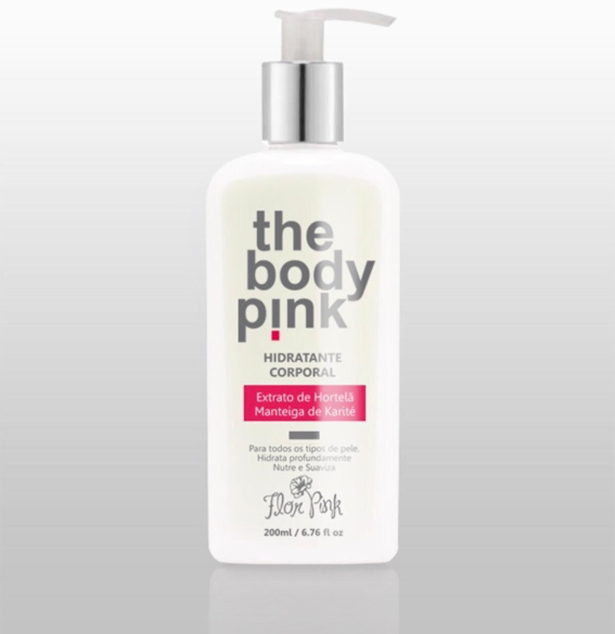 The Body Pink Hidratante Corporal