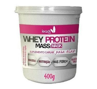 Whey Protein Leads Care Suplemento Capilar 400g