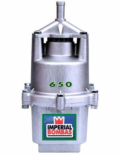 Bomba De Poço, Submersa, Água, Modelo 650 Imperial