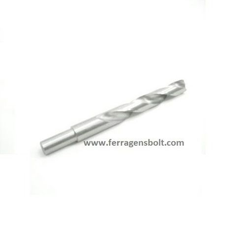 Broca De Aço Rápido Para Ferro, Metal 17mm Hss
