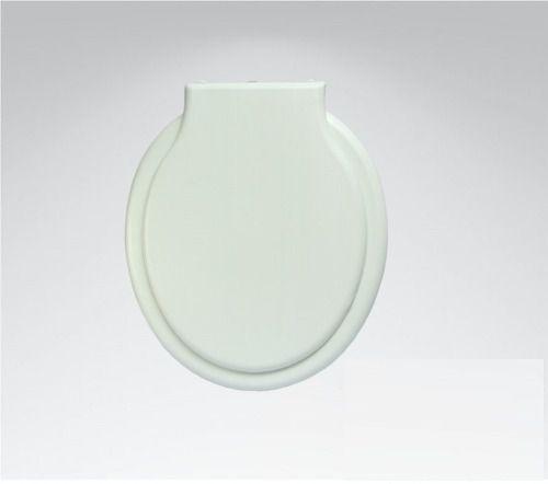 Assento Branco Para Vaso Sanitário, Privada Oval