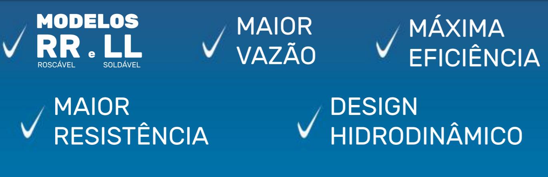 BLOQUEADOR DE AR SOLDÁVEL 3/4  PARA CONTADOR CAVALETE HIDRÔMETRO DE ÁGUA