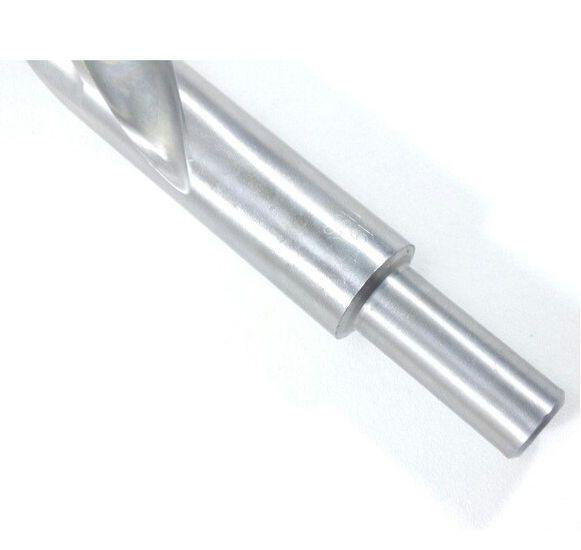 Kit Broca Aço Rapido 1 De 17mm + 1 De 18mm Ambas Com Rebaixo