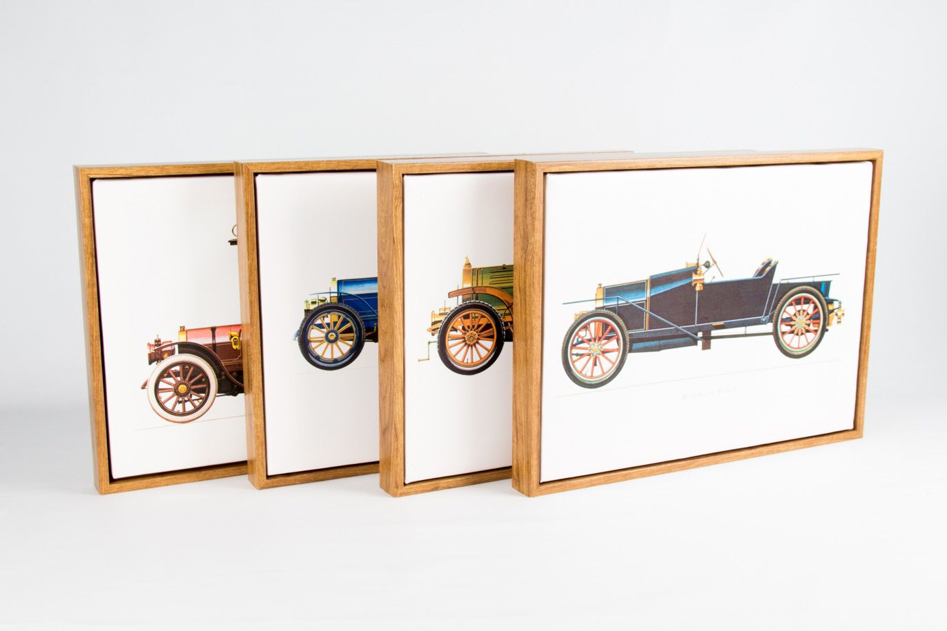 Quadro Tela Fiat 1906