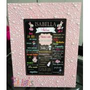 Chalkboard - Minnie