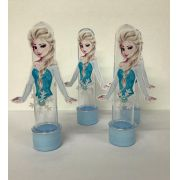 Kit com 10 Tubetes Acrílico Frozen 3D