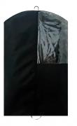 kit com 10 Capa para Terno Blazer Roupas em TNT 80 com Visor 1/4