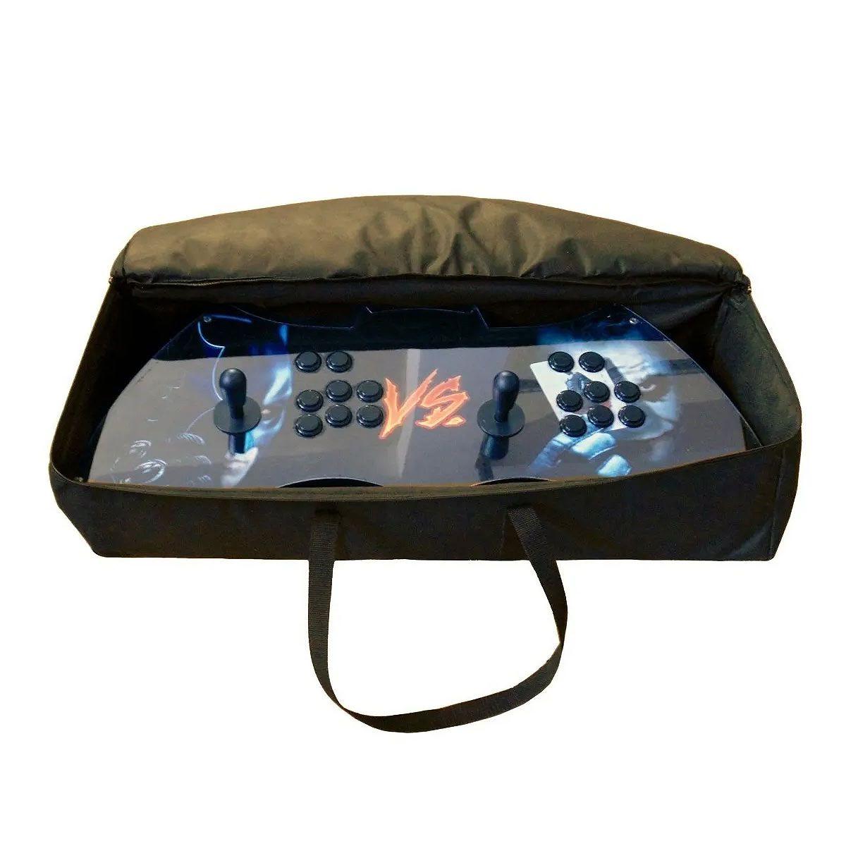 Bolsa Semi Case Multijogos Duplo Arcade Em Nylon 600 Tam P