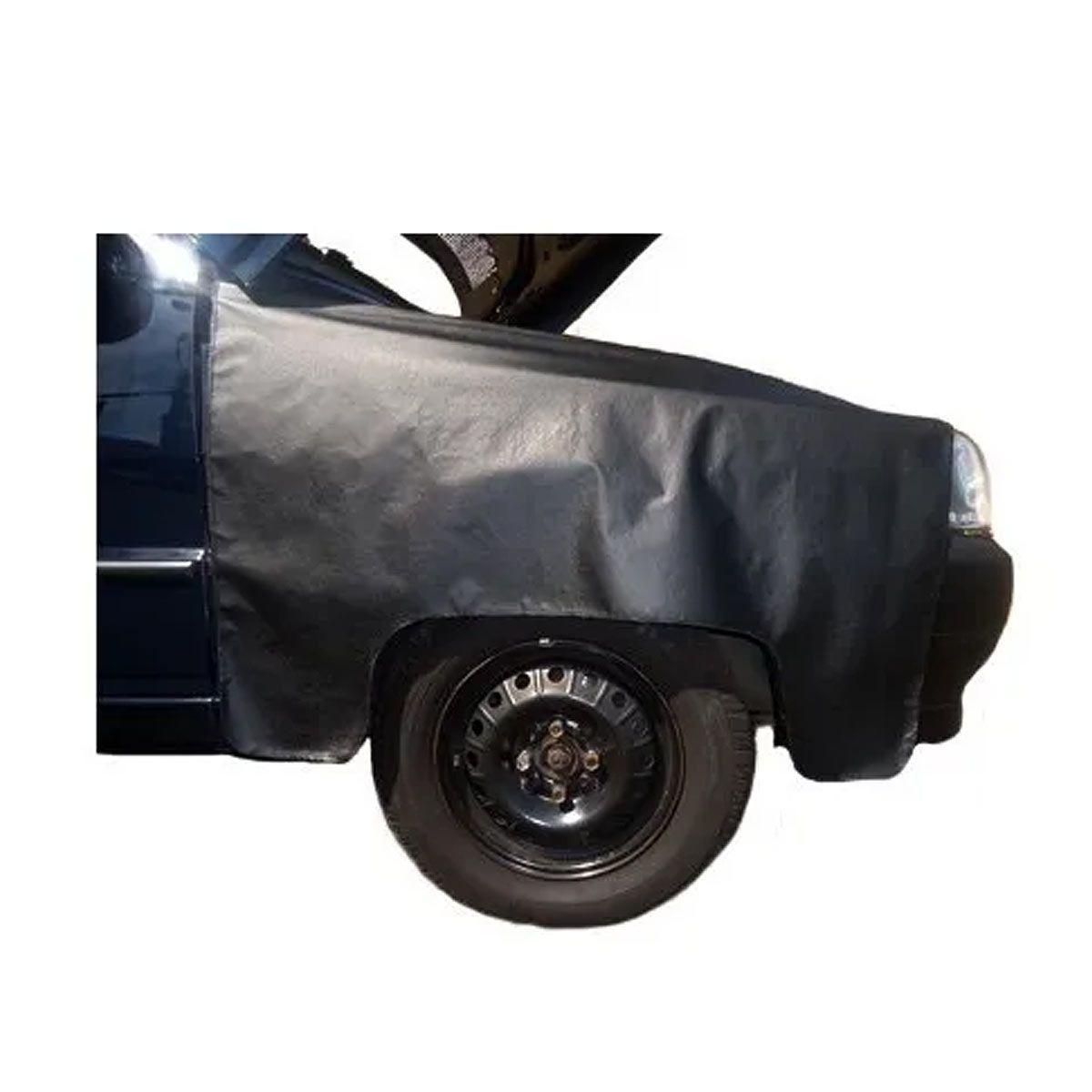 Capa Carro Proteção Lateral Para Mecânico - Kit Com 2 Capas