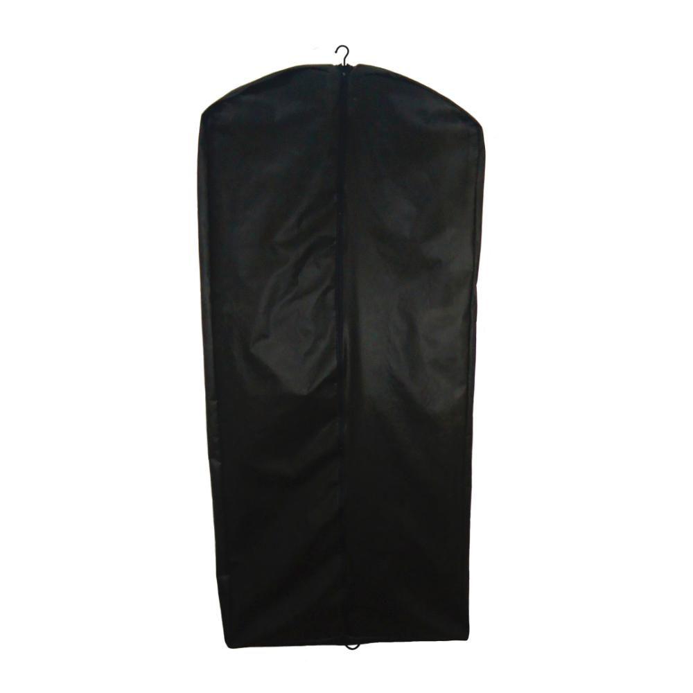 Capa Para Vestido de Festa Com Zíper - 100% TNT 80g - COM LATERAL (Profundidade)