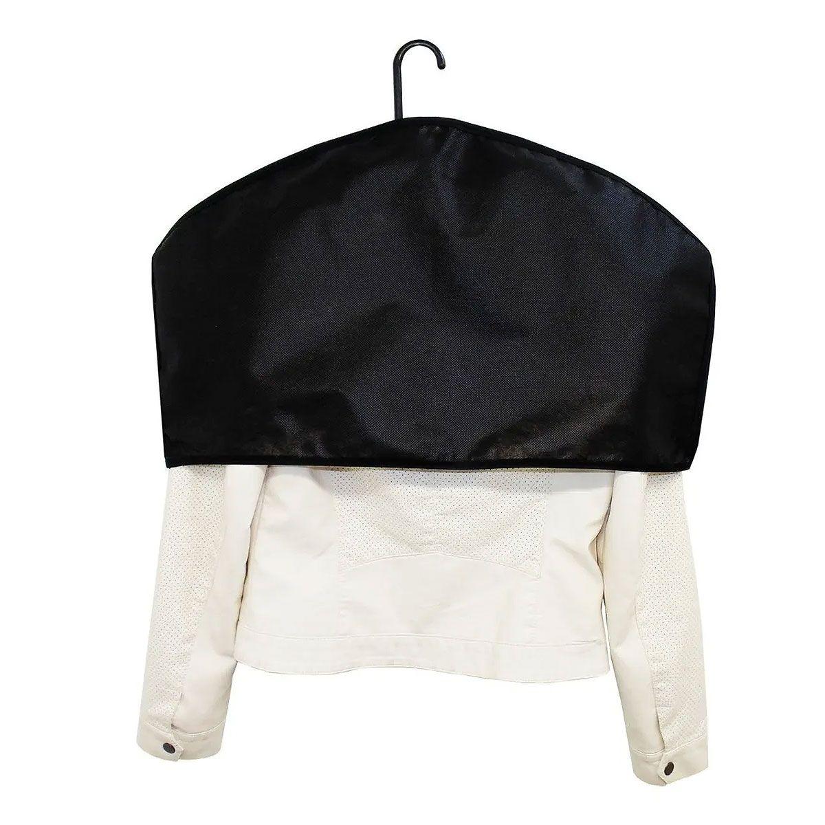 Ombreiras Para Roupas Em Tnt  -  Kit Com 3
