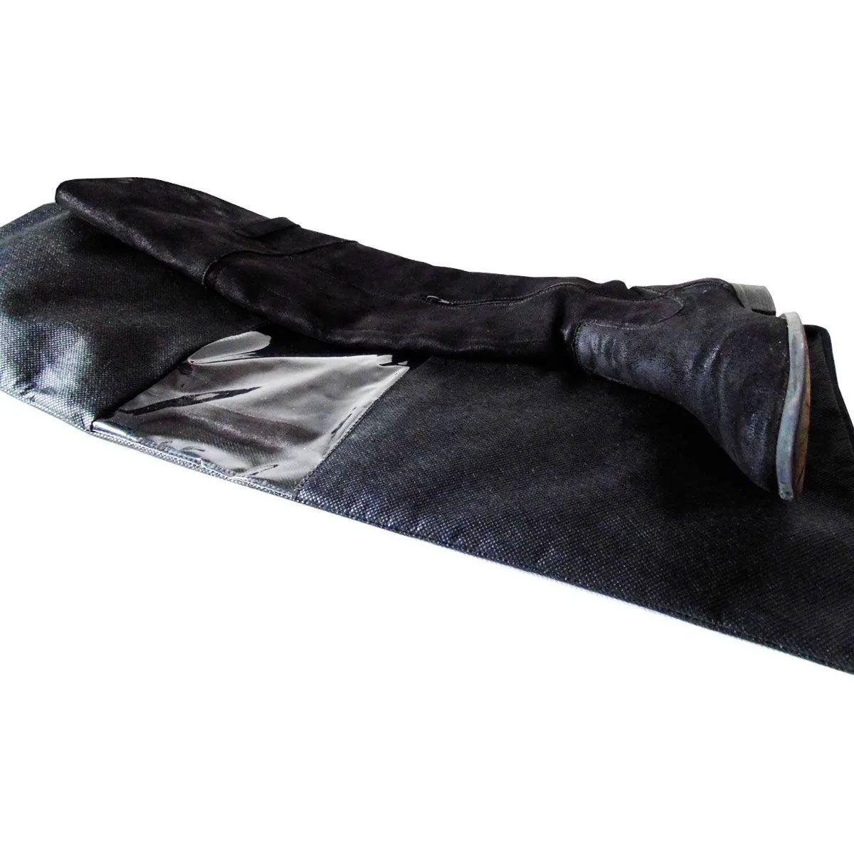 Saco Para Bota Cano Alto - Kit Com 65un 34x70cm