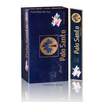 Box com 12 caixas de Incenso Palo Santo Masala Incense Balaji - Atacado