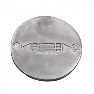 Disco Radiônico de Chumbo Luxor 7cm