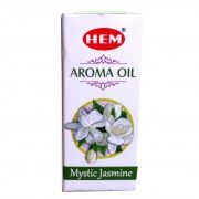 Essência Mystic Jasmine Jasmim HEM Aroma Oil 10ml