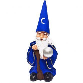 Estátua de Mago Merlin Azul 11cm