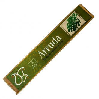 Incenso Arruda Premium Massala Incense Balaji