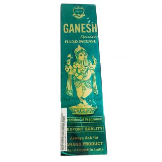 Incenso Ganesh Anand Special Massala Fluxo Incense