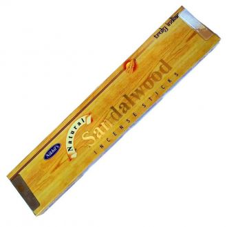 Incenso Natural Sandalwood Incense Sticks Nikhils