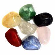 Kit de 7 Pedras para Harmonia e Equilíbrio P