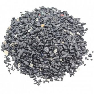 Kit de Cascalho de Turmalina Negra Natural 500g