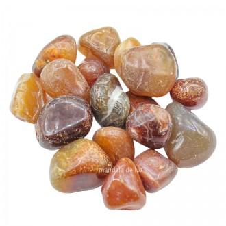 Kit de Pedra Cornalina Cristal Natural M 500gr