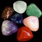 Kit Misto de 7 Pedras Naturais G
